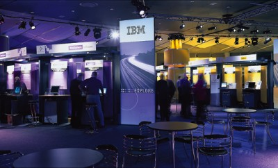 Exhibition Graphics - IBM