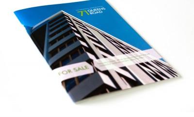 Brochure Design - Property Sector