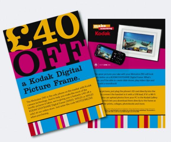 Graphic Design - Retail Flyer